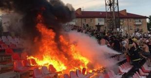 RIOTS: Volyn - Karpaty 08.06.2019