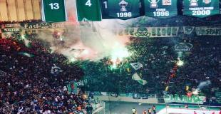 Basketball: Panathinaikos - Olympiakos 06.12.2019