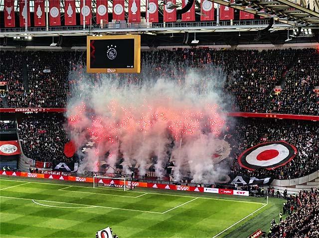 Ajax Amsterdam - Feyenoord Rotterdam 28.10.2018